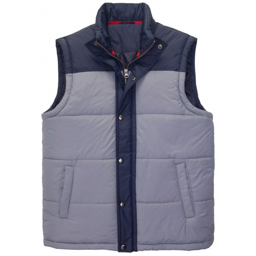 Campground Vest: Grisaille